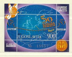 YOUGOSLAVIE  ( EU - 234 )  1998  N° YVERT ET TELLIER   N°  45   N** - Blocs-feuillets