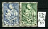IRLANDA - EIRE -year 1954 - Complet  Set -usati -used . - 1949-... Repubblica D'Irlanda