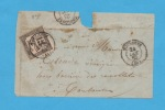 FRANCE - Yvert - Taxe N° 3 Sur Fragment - Taxes