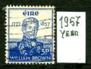 IRLANDA - EIRE -year 1957 - Usato -used . - 1949-... Repubblica D'Irlanda