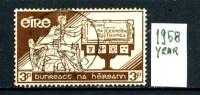 IRLANDA - EIRE - Year 1958 - Usato -used . - 1949-... Repubblica D'Irlanda