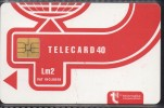 MALTA - TELEFONKARTE  2 LM  Verwendet / Used - Malta
