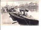 """CALVADOS - CAEN - Le """"Pluvîose"""" Dans Le Port Le 07 Août 1914 - Caen"""