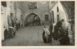 7-3ay56. Postal Jordania. A Street In The Old City - Jordania