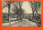 79 Argenton-Chateau: la route au bas Bourg (pli � droite)