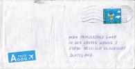 Belgien / Belgium - Umschlag Echt Gelaufen / Cover Used (k344) - Briefe U. Dokumente