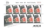 Nederland / The Netherlands - Postfris / MNH - Sheet Dag Van De Postzegel 2015 NEW!! - Period 2013-... (Willem-Alexander)