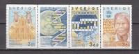 Sweden 1989,4V,nobel Prize,nobelprijs,nobelpreisträger,prix Nobel,premio Nobel De,MNH/Postfris(L1876) - Nobelprijs