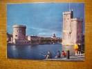 """La Rochelle , Le Port """" Carte Animée Jeunes Pêcheurs - La Rochelle"""