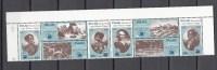 Palau 1983,8V In Block,History Of Palau,Captain Wilson,geschiedenis,geschichte,histoire,historia,MNH/Postfris(L1882) - Geschichte