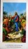 Santino - La Domenica Delle Palme - Gesù Entra A Gerusalemme - Images Religieuses
