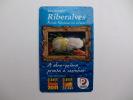 Bacalhau Riberalves Portugal Portuguese Plastic Pocket Calendar 2011 - Calendari