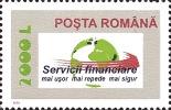 Romania 2002 / Post / Set 5 Stamps - Post