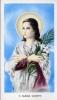 Santino - S.maria Goretti - Images Religieuses
