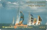 Antigua & Barbuda - Antigua Sailing Week, 13CATB (White), 1994, 30.000ex, Used - Antigua And Barbuda
