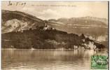 .73 Lac Du Bourget Château De Chatillon -1 - Aix Les Bains