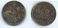 100 Francs 1954 R. Cochet - France