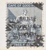 BRI. SOUTH AFRICA CO    43  (o) - Southern Rhodesia (...-1964)