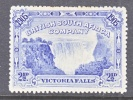BR. SOUTH  AFRICA CO    77  * - Southern Rhodesia (...-1964)