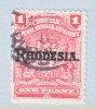 BR. SOUTH  AFRICA CO    83  (o) - Southern Rhodesia (...-1964)