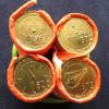 Denmark 4 X 20 Krone 2013 Dinamarca Danemark ORSTED ROMER TYCHO BRAHE NIELS BOHR One Set From Roll - Dänemark