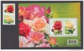 Canada, 2014, MNH, Rose, Fleur, Flower - 1952-.... Regno Di Elizabeth II