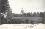 DEPT 02 - Eglise De BRAISNE Vue Du Chemin De Fer - CPA DOS SIMPLE De 1903 - ENCH - - Frankrijk