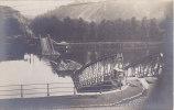 Engis - Le Pont Détruit WW1 (photo Juen) - Engis