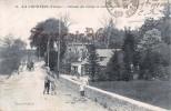 (23) La Courtine - Le Camp - Avenue Du Camp Et Villa Martha - 2 SCANS - France