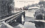 (23) Aubusson - Pont Du Chemin De Fer - 2 SCANS - Aubusson