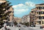 """02510 """"CAGLIARI - VIA PESSINA""""  ANIMATA, AUTO '60, VESPA. KODAK.  CART.  SPED. 1961 - Cagliari"""