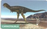 Argentina - Telefónica De Argentina - Dinosaurs - Carnotaurus - 12-1998 - 100.000ex, Used - Argentinien