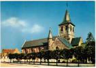 Sint Martens Latem, Sint Martinuskerk En Gemeentehuis (pk24873) - Sint-Martens-Latem