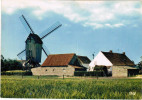Sint Martens Latem, Molen Met Molenerf (pk24874) - Sint-Martens-Latem
