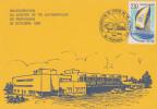 Carte  Inauguration  Du  Centre  De  Tri  Automatique    PERPIGNAN    1990 - Poste