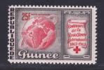 GUINEE AERIENS N°   35 ** MNH Neuf Sans Charnière, TB  (D736) - Guinée (1958-...)