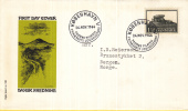 Denemarken: FDC 24-11-1966 - Natur- Und Denkmalschutz/Natuur- En Monumentenbehoud (VII) - M 448 - Milieubescherming & Klimaat