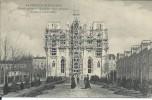 61 Orne La Chapelle Montligeon Oeuvre Expiatoire Eglise Ames Délaissées Façade En Construction - Frankreich