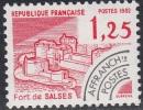 France 1982 Yvert Préo 175 Neuf ** Cote (2012) 0.50 Euro Fort De Salses - 1964-1988