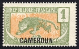 Cameroun Français 1921: N° 47 **(YT84) - TB - Ungebraucht