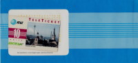 """AT & T, AEROPLAN, Calling Card,  """" Düsseldorf """", Ungebraucht - Phonecards"""