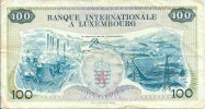 N1725 - Luxembourg: 100 Francs 1968 - Luxembourg