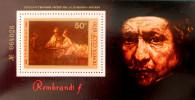 TABLEAUX DE RAMBRANDT 1976 - NEUF ** - YT BL 115 - MI BL 116 - 1923-1991 USSR