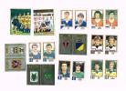 Euro 1984 - France/ Figurine Panini /Tongeren/Aalst/st-niklaas/Mechelen/ Diest/groupe/team /Football/Fußball X 78 !!! - Trading Cards