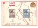 Tarjeta De Belgica De 1957 - Zonder Classificatie