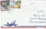 Guinee Guinea 2006 Fananah Pope John Paul II Christianity Religion Cote D'Ivoire Stamp On Cover - Guinee (1958-...)