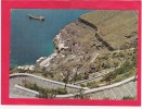 Shore And Port,Santorine,Thíra, Southern Aegean, Greece,Posted With Stamp, L29. - Greece