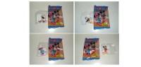 Panini  2011 / Personaggi  Disney  - MICKEY  &  DONALD  3D - Disney