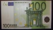 100 EURO Italy J017B5 Serie S Perfect UNC - EURO