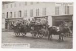 88 - SAINT-DIE - Pendant L´ Occupation - Convoi De Blesses - Saint Die